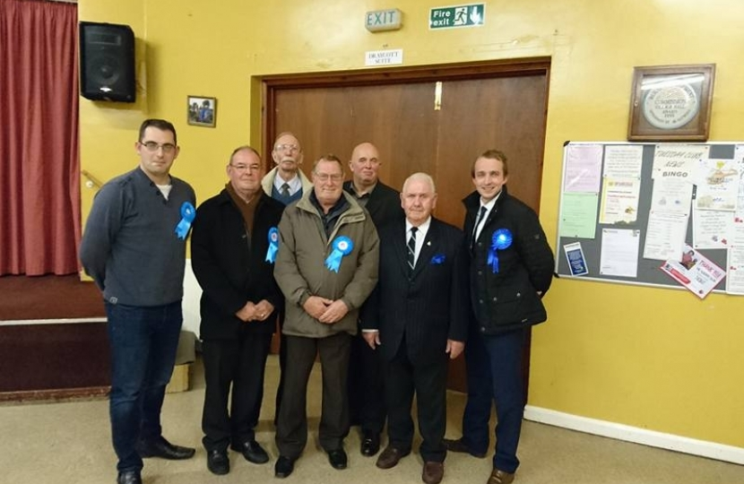 Chapel by-election victory