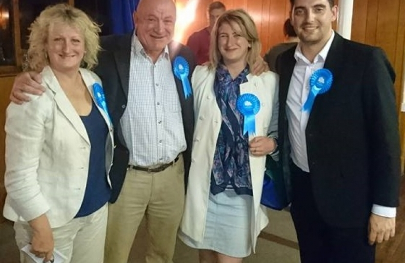 Sutton by-election vitory